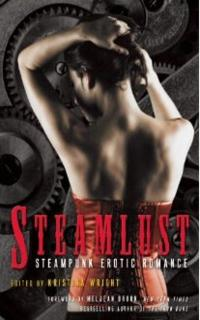 Steam Lust Cover
